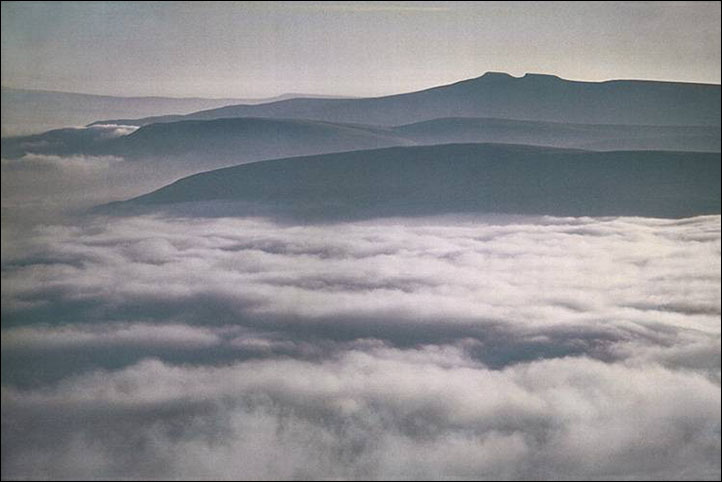 Brecon Beacons Inversion